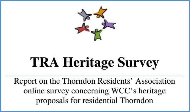 TRA Heritage Survey findings released