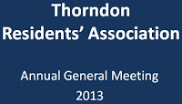 Report: TRA Annual General Meeting