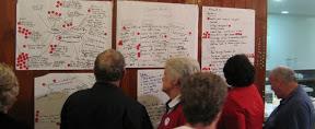 Community meetings underway