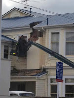 Chimney removal … France does it