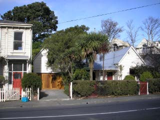 Thorndon's housing heritage