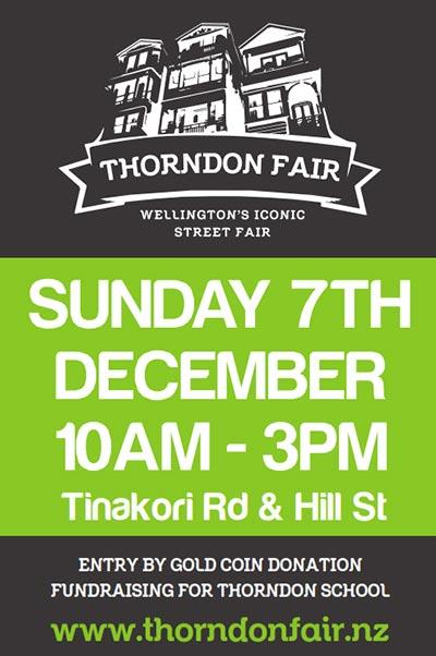 Thorndon Fair