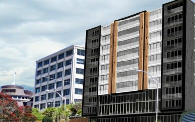 New Apartment and Hotel Complex – Lambton on Waititi