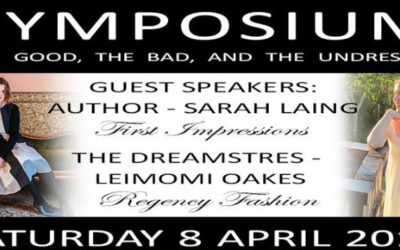 Jane Austen Symposium: The Good, The Bad and The Undressed
