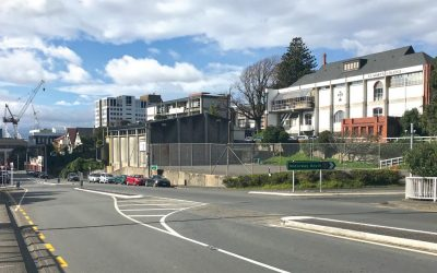Changes to the to the Hawkestone Street intersection